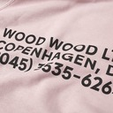 Wood Wood Fred Numbers Popover Hoody