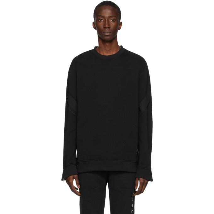Photo: 1017 ALYX 9SM Black Trek Sweatshirt