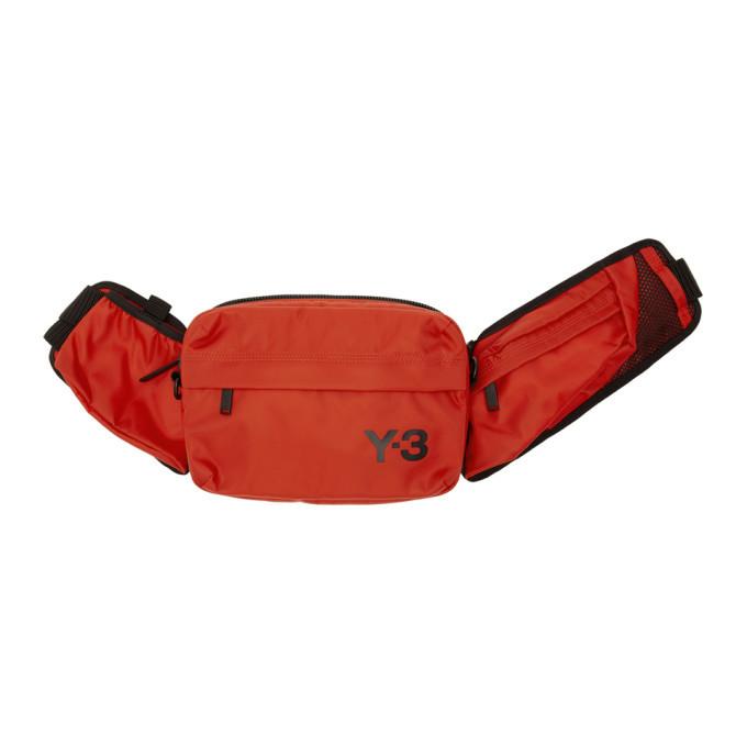 Photo: Y-3 Red Sling Bag