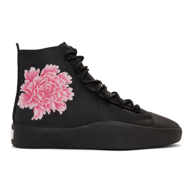 Y-3 Black James Harden Bashyo Sneakers