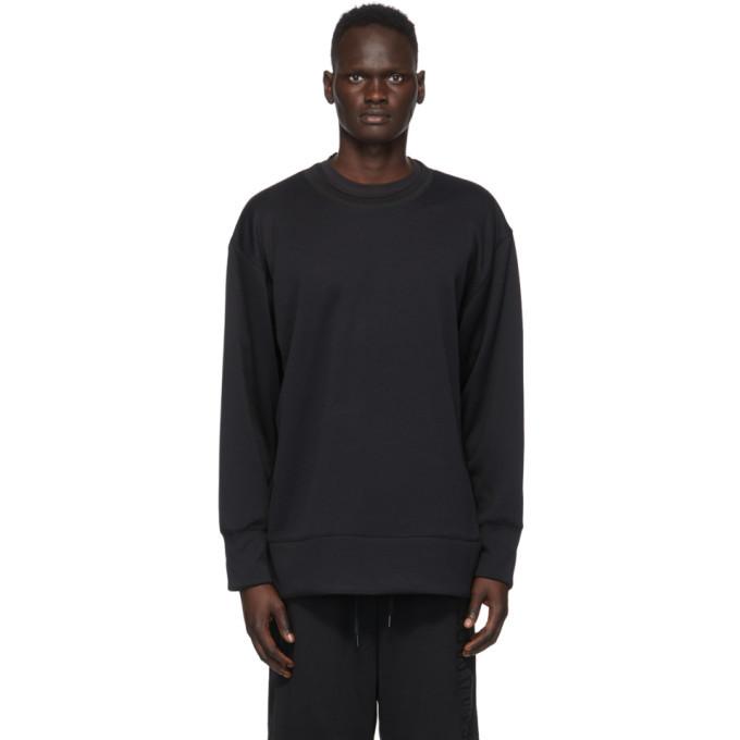 Photo: Y-3 Black Mesh CH2 GFX Sweatshirt