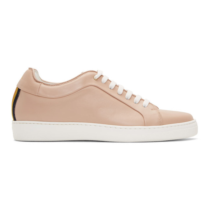 Photo: Paul Smith Pink Nastro Zero Sneakers