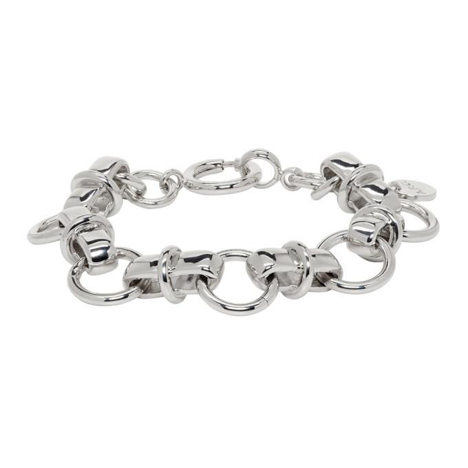 Photo: A.P.C. Silver Basile Bracelet