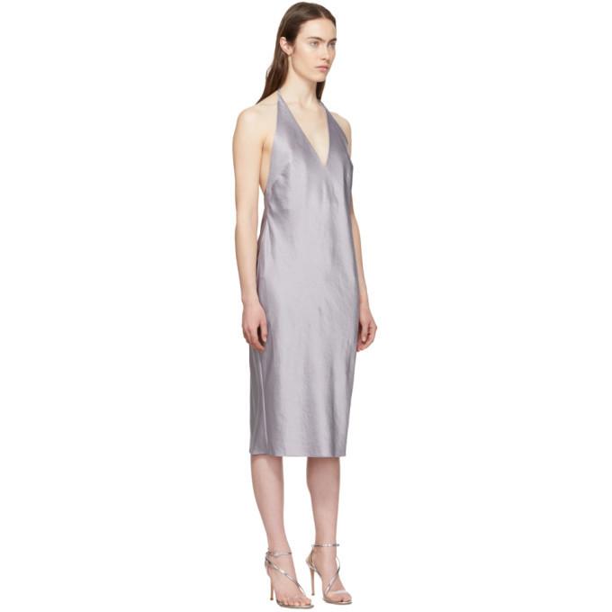 alexanderwang.t Purple Wash and Go Dress