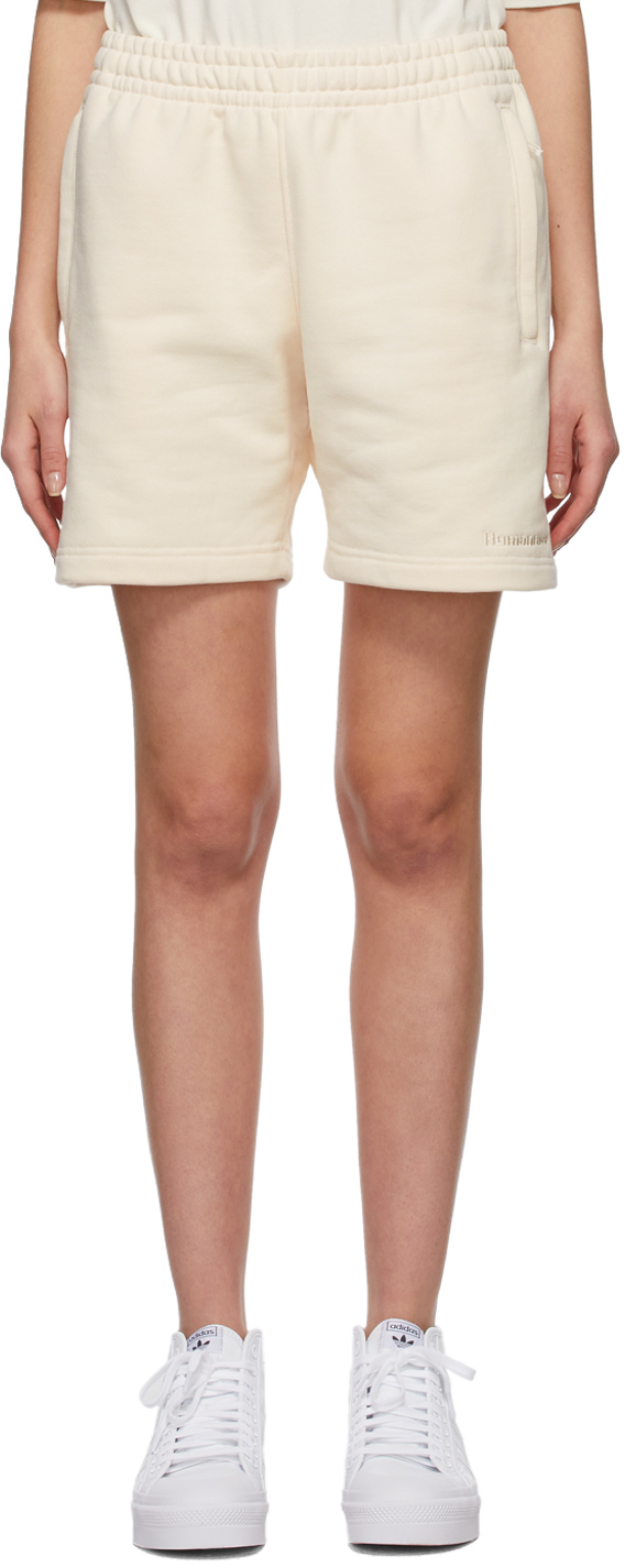 Photo: adidas Originals Off-White Basics Shorts