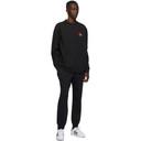 adidas Originals Black 3D Trefoil Lounge Pants