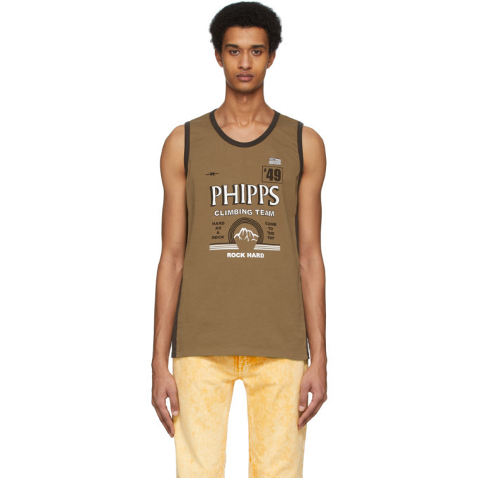 Photo: Phipps Brown Sport Tank Top