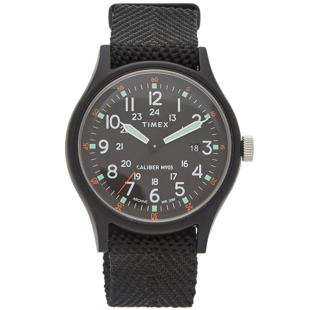 Photo: Timex Archive MK1 Aluminium 40 Watch