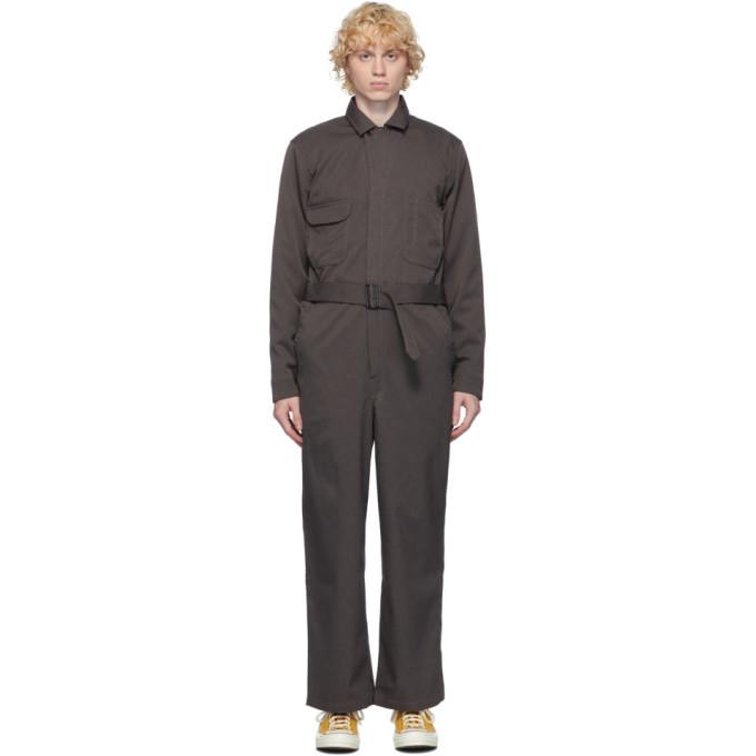 Photo: BEAMS PLUS Grey Mil Jumpsuit