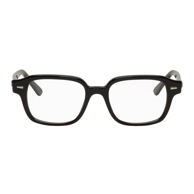 Photo: Ray-Ban Black Tuscon Icons Glasses