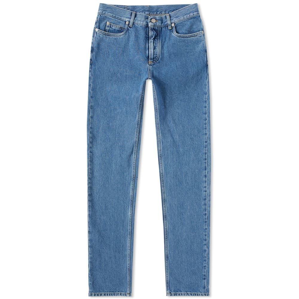 Photo: Maison Margiela 10 Slim Cut Out Pocket Jean