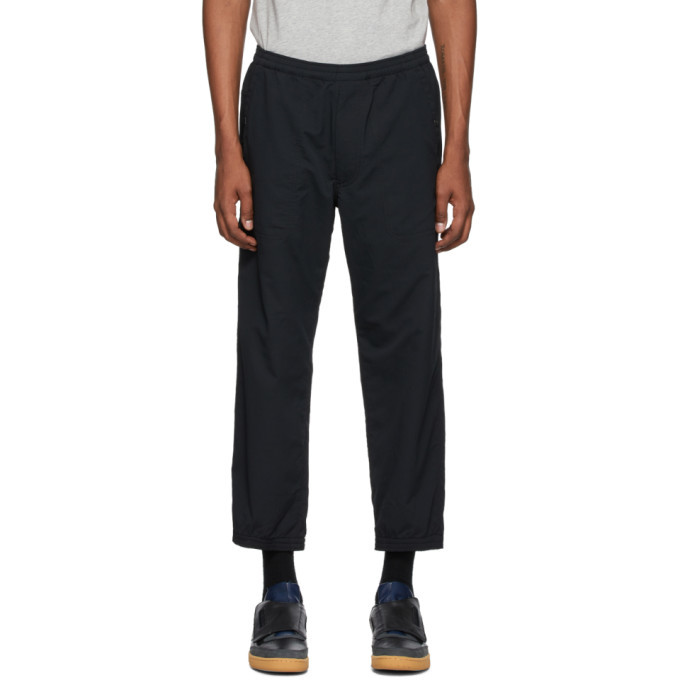 Photo: Nanamica Black ALPHADRY Easy Trousers
