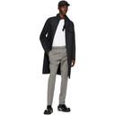 1017 ALYX 9SM Black Mackintosh Edition Stazione Long Coat