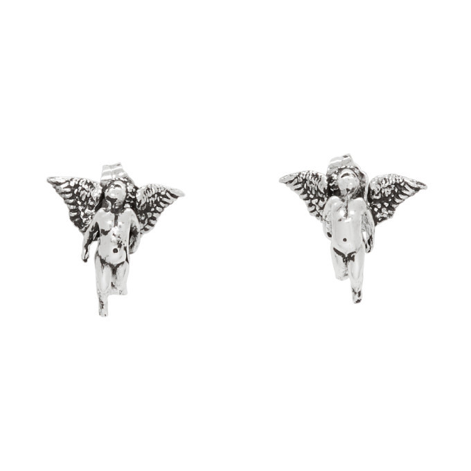 Photo: Martyre Silver Oslan Earrings