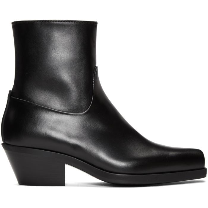 Photo: MISBHV Black Iggy Cowboy Boots