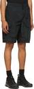 Stone Island Black Nylon Metal Swim Shorts