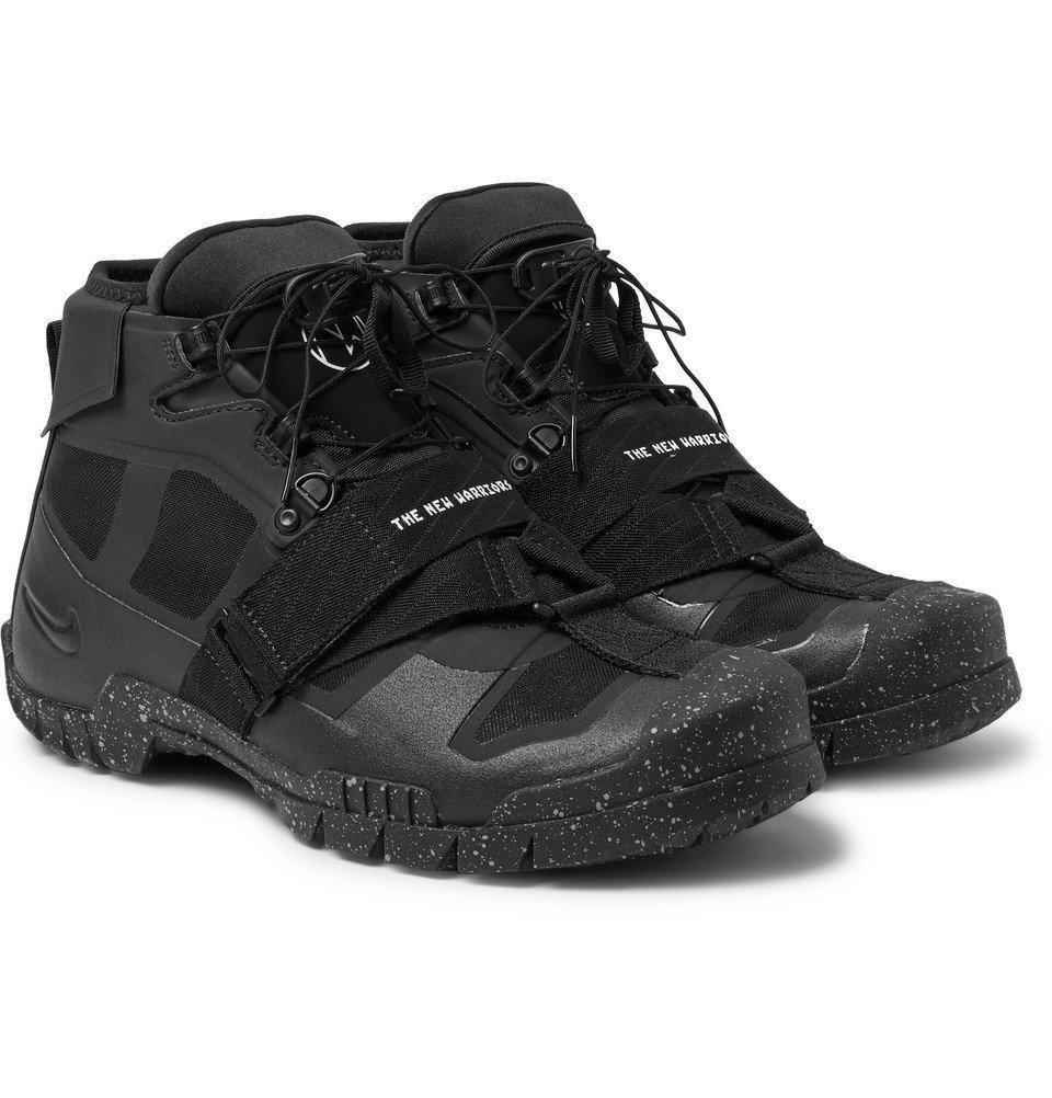 Photo: Nike - Undercover SFB Mountain Sneakers - Black