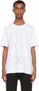 Hugo White Darlon213 T-Shirt