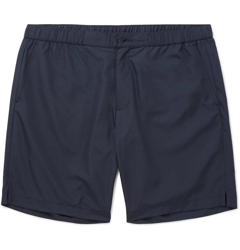 Sunspel - Iffley Road Trent Tech-Shell Shorts - Men - Navy