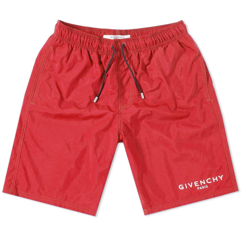 Photo: Givenchy Logo Swim Short