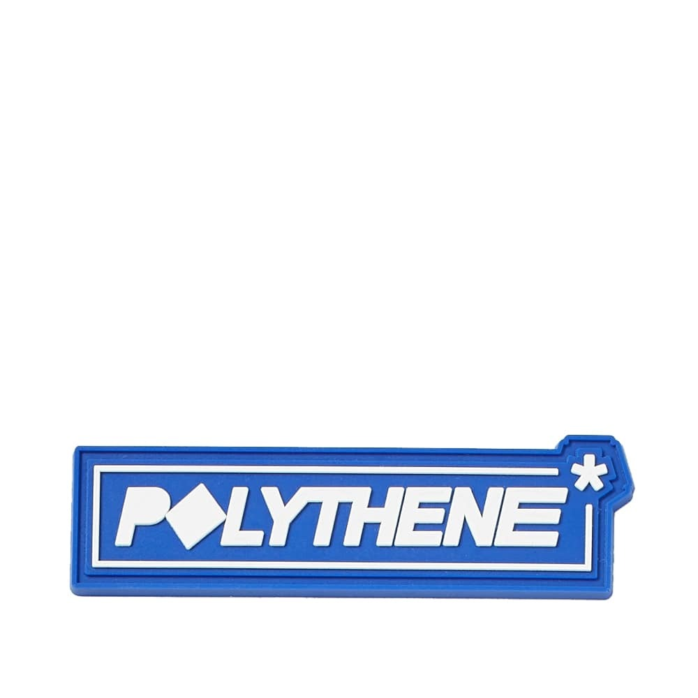Photo: Polythene Optics Rubber Badge
