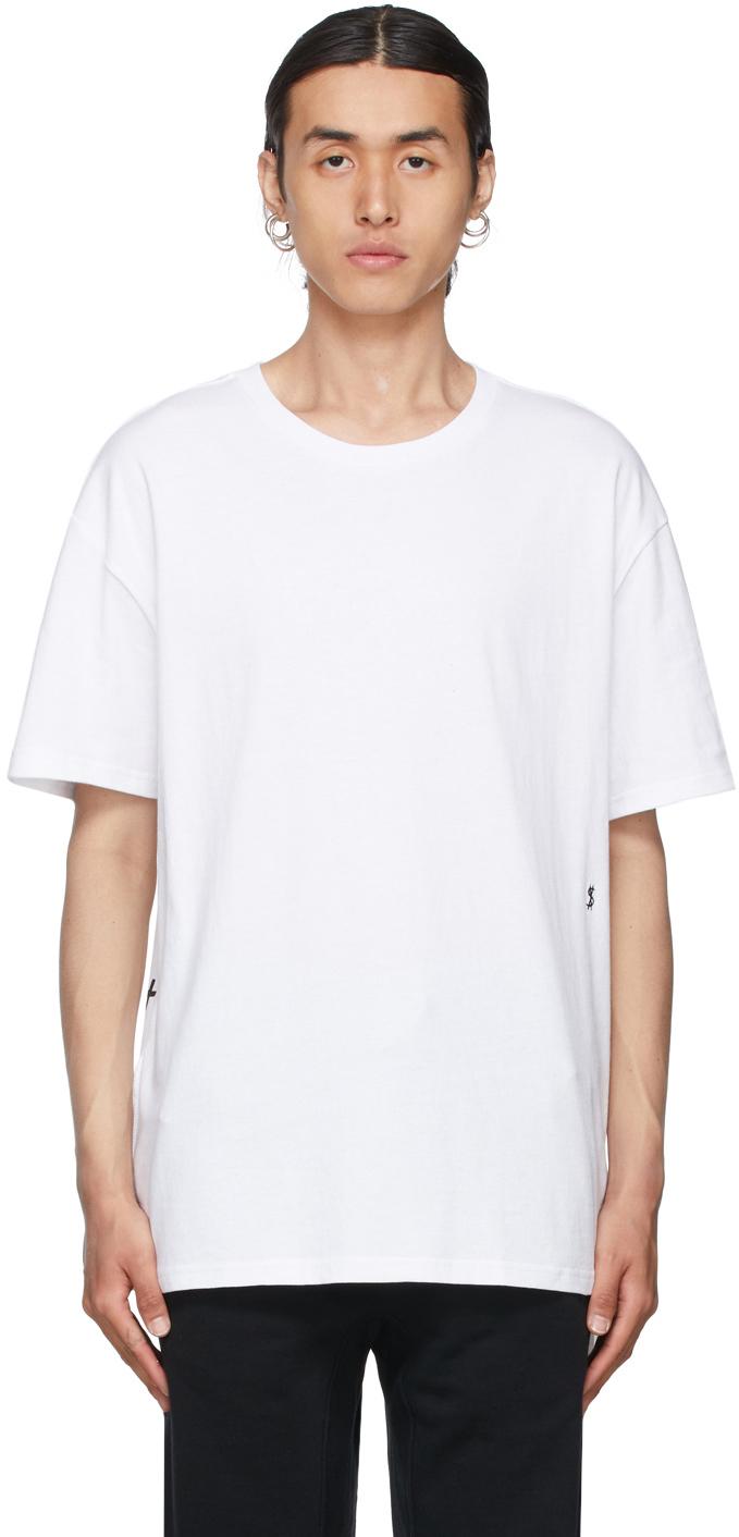 Photo: Ksubi White 4 x 4 Kross Biggie T-Shirt