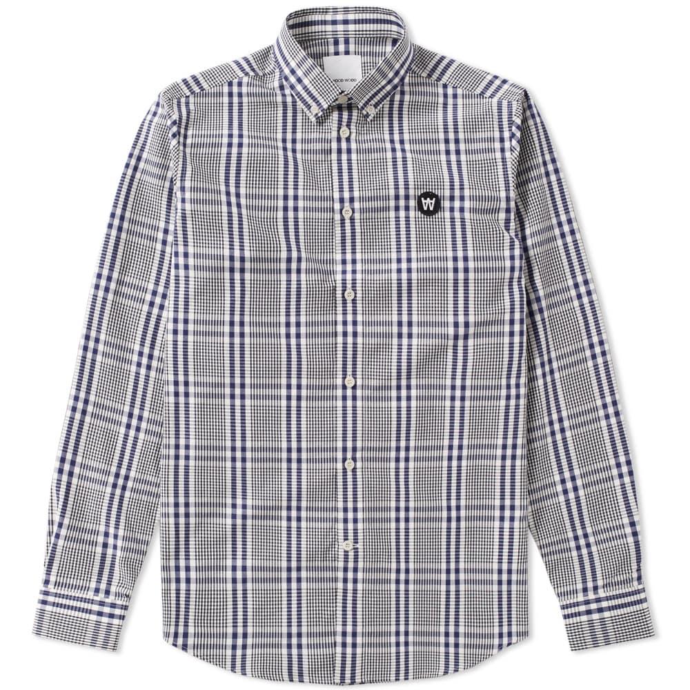 Wood Wood Dorset Check Shirt