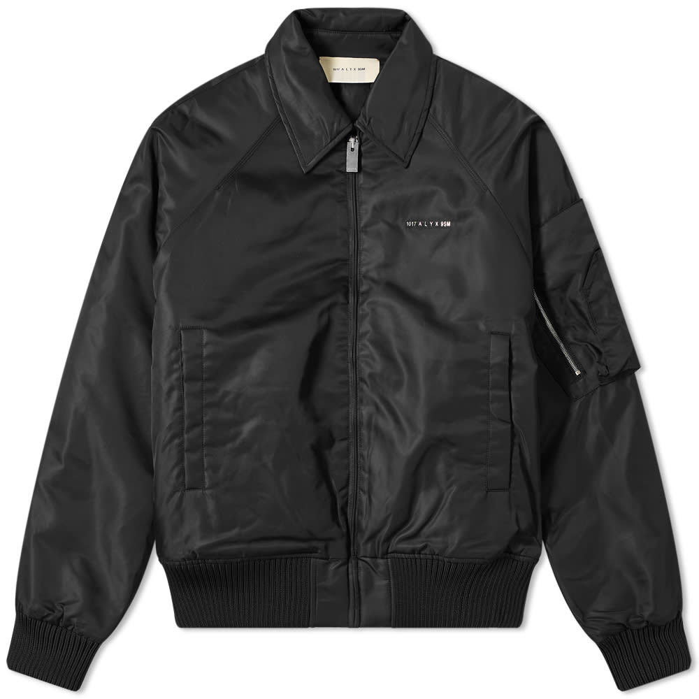 Photo: 1017 ALYX 9SM Collared Bomber Jacket