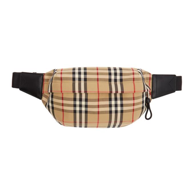 Photo: Burberry Beige Medium Sonny Belt Bag