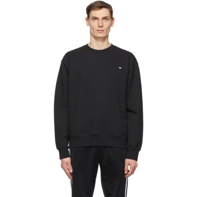 adidas Originals Black Adicolor Premium Sweatshirt