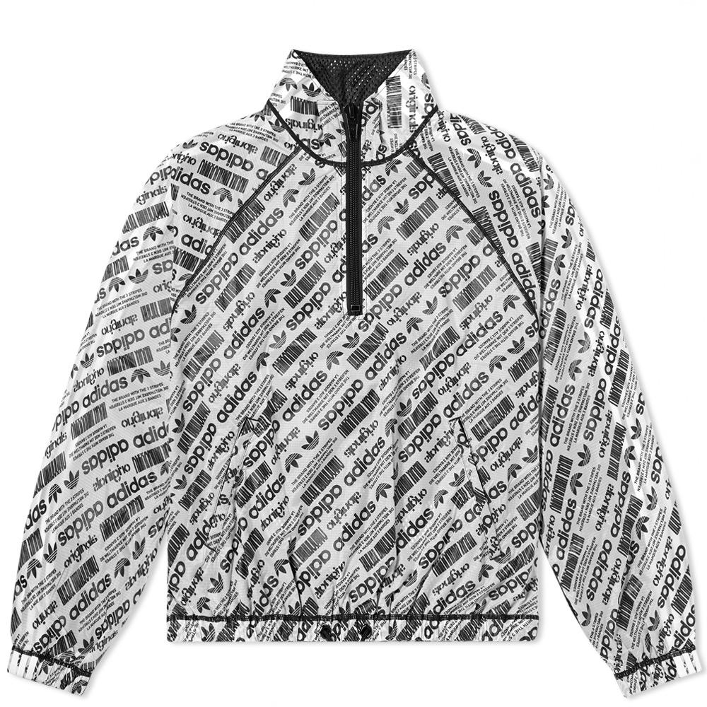 Adidas Originals by Alexander Wang Reversible Windbreaker