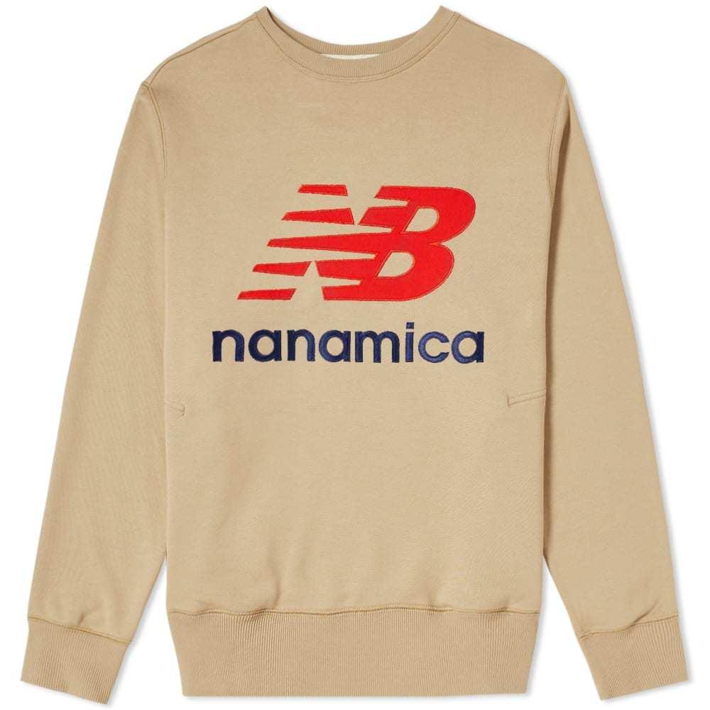 Photo: New Balance x Nanamica Coolmax Crew Sweat