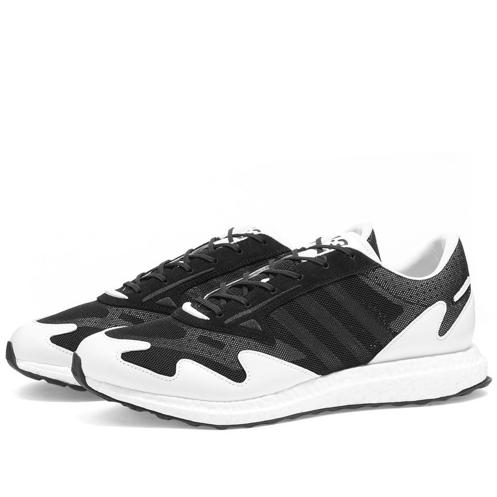 Photo: Y-3 Rhisu Run