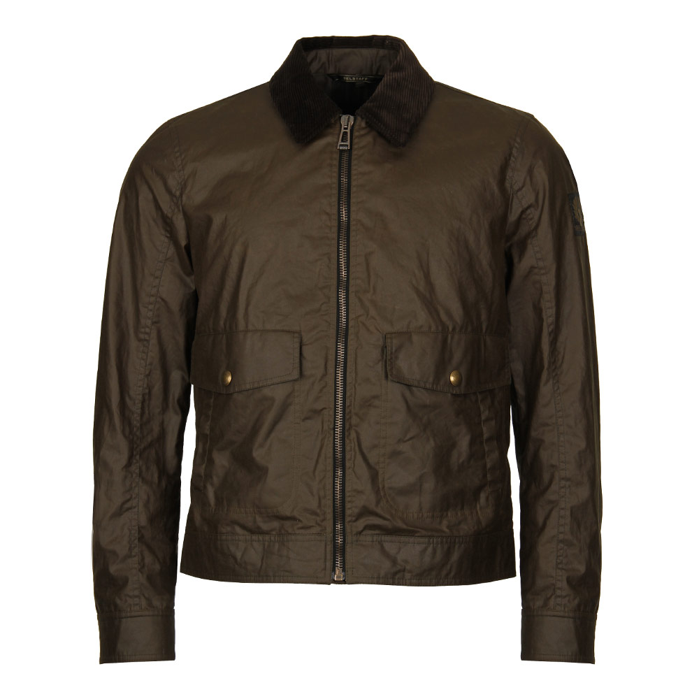 Mentmore Blouson Jacket - Faded Olive