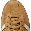 adidas Originals - Mallison Spezial Leather-Trimmed Suede Sneakers - Brown