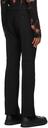 Yuki Hashimoto Black Belted Standard Trousers