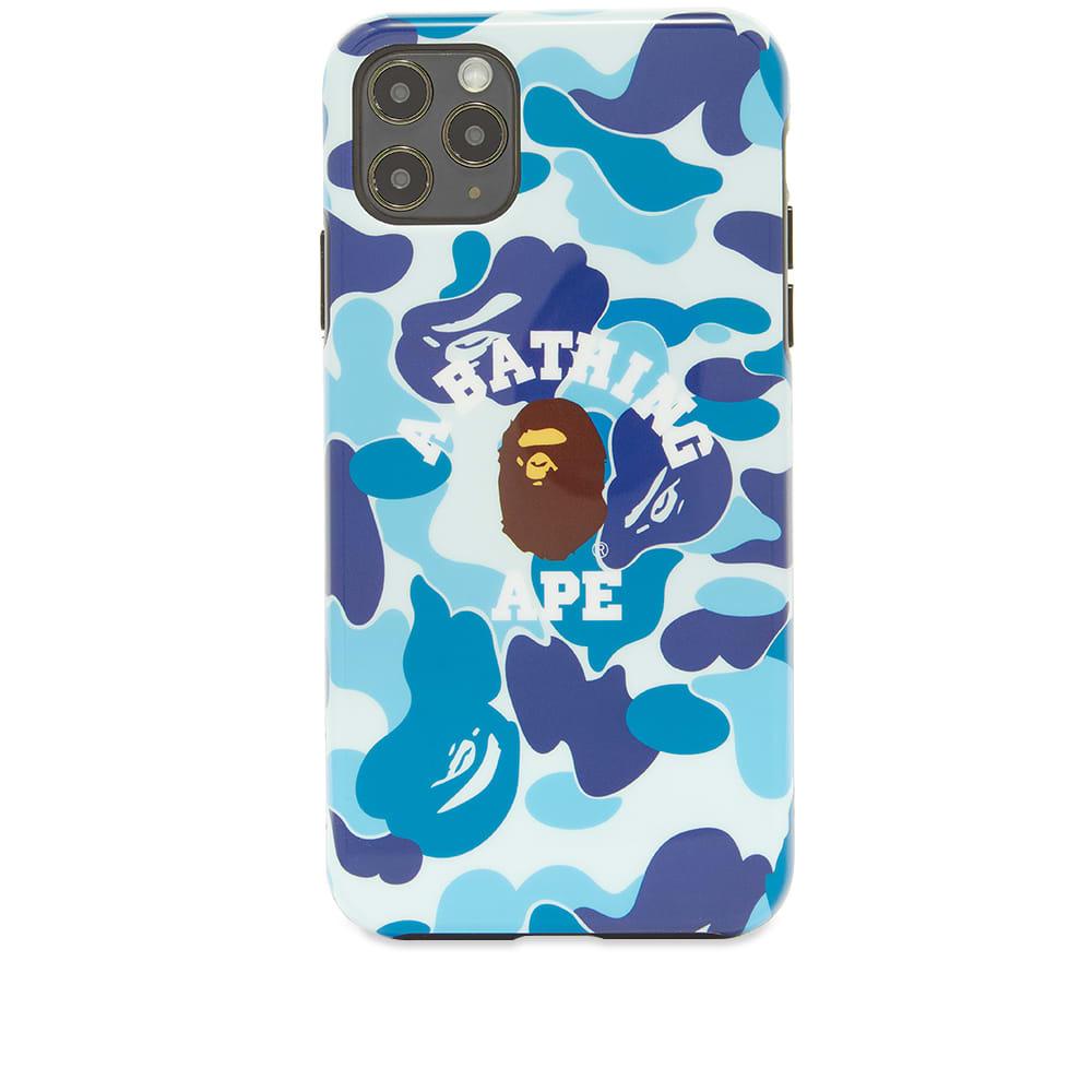 Photo: A Bathing Ape ABC Camo College iPhone 11 Pro Max Case