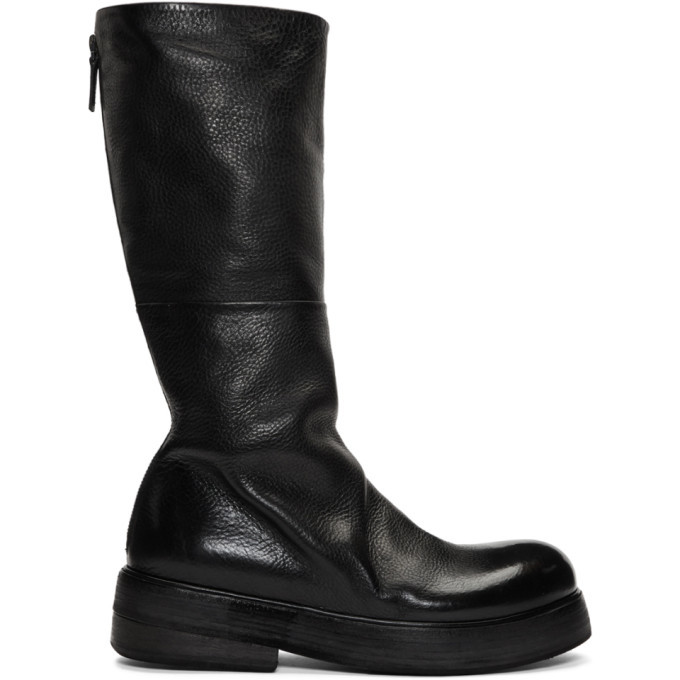 Photo: Marsell Black Zuccolona Stivale Boots