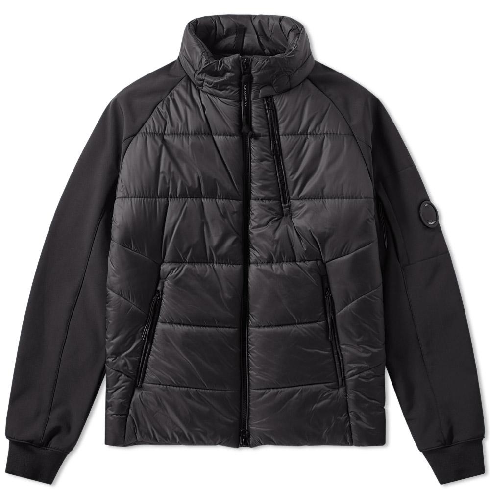 C.P. Company Softshell Arm Lens Raglan Jacket