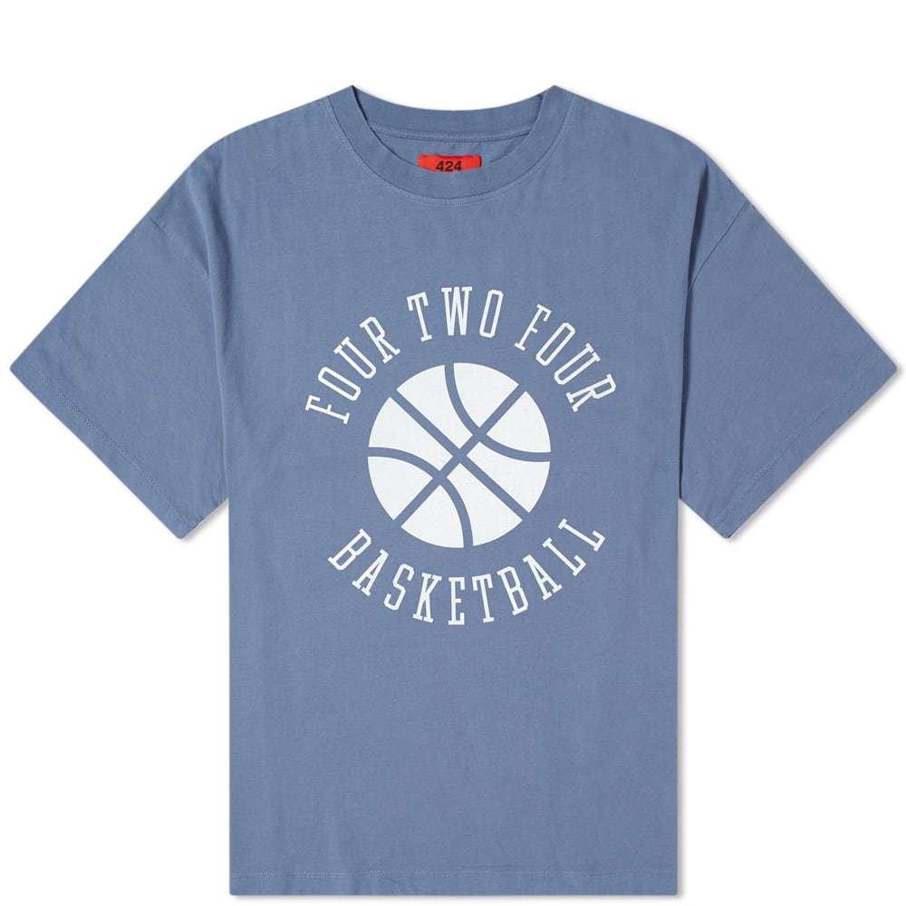 Photo: 424 Basketball Tee