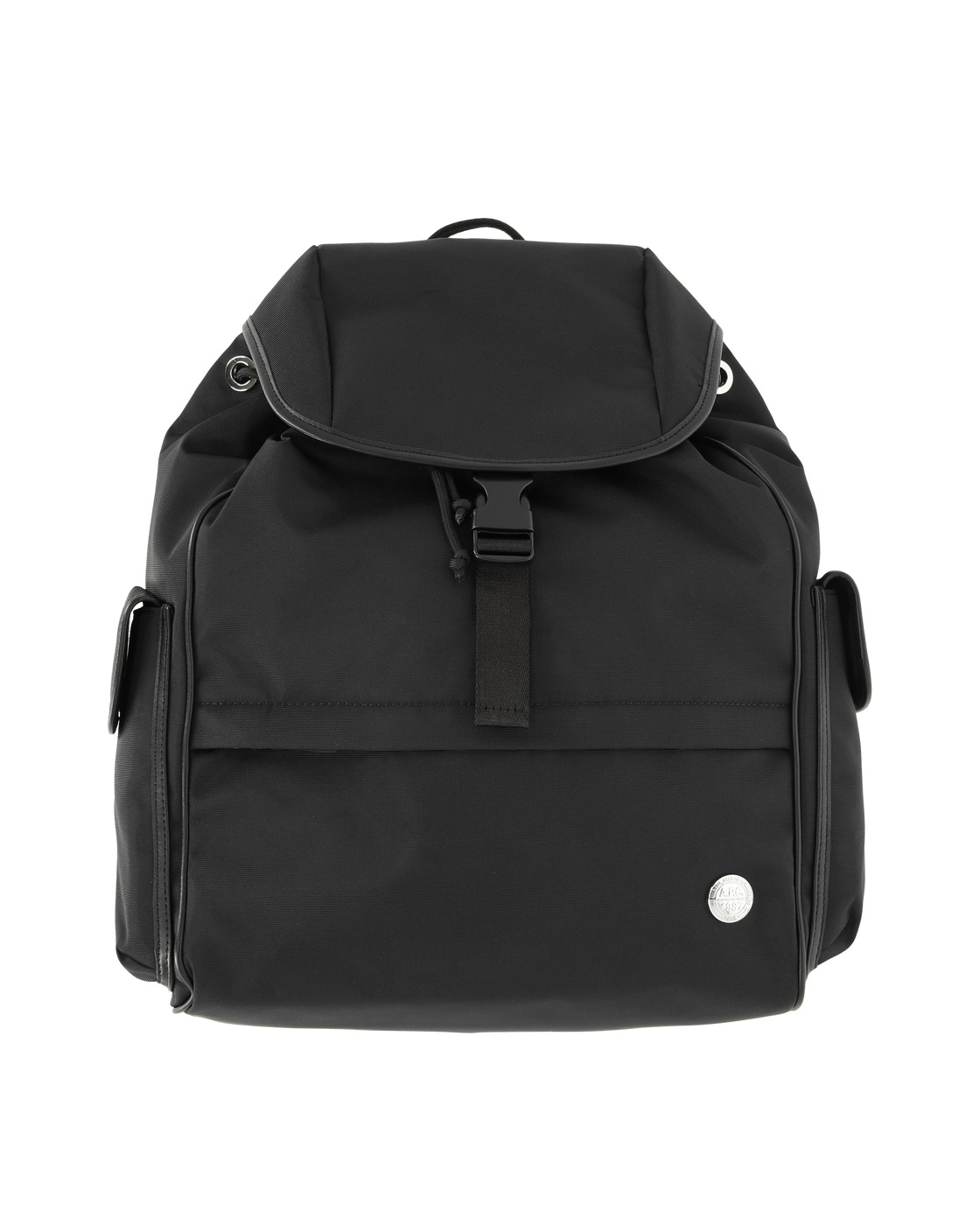 Photo: A.P.C. Stamp Backpack Lzz Black