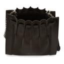 3.1 Phillip Lim Black Mini Pleated Florence Bag