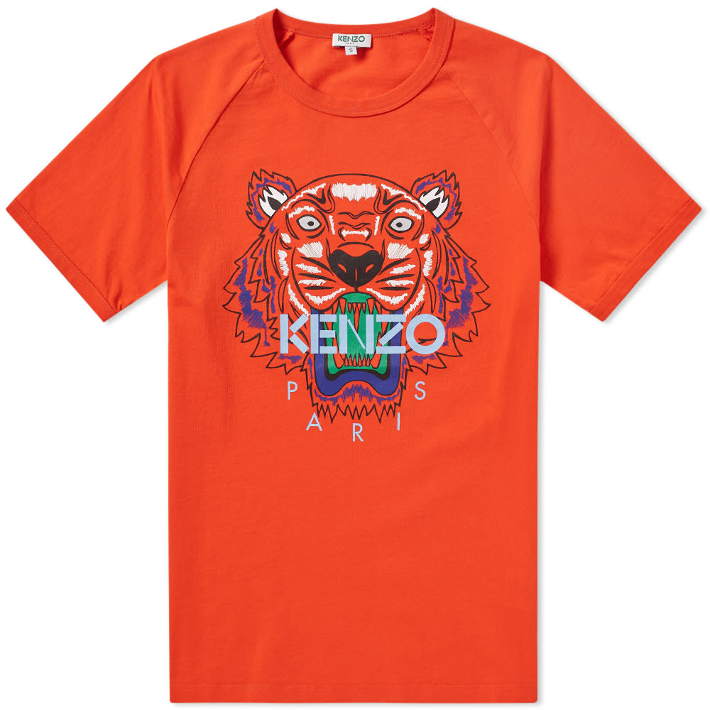 Photo: Kenzo Classic Tiger Face Tee