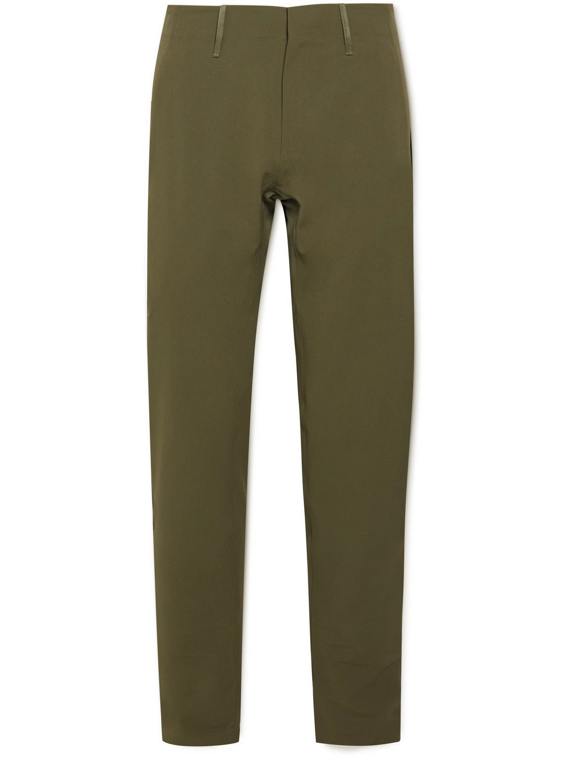 Photo: Veilance - Align MX Straight-Leg Burly Trousers - Green