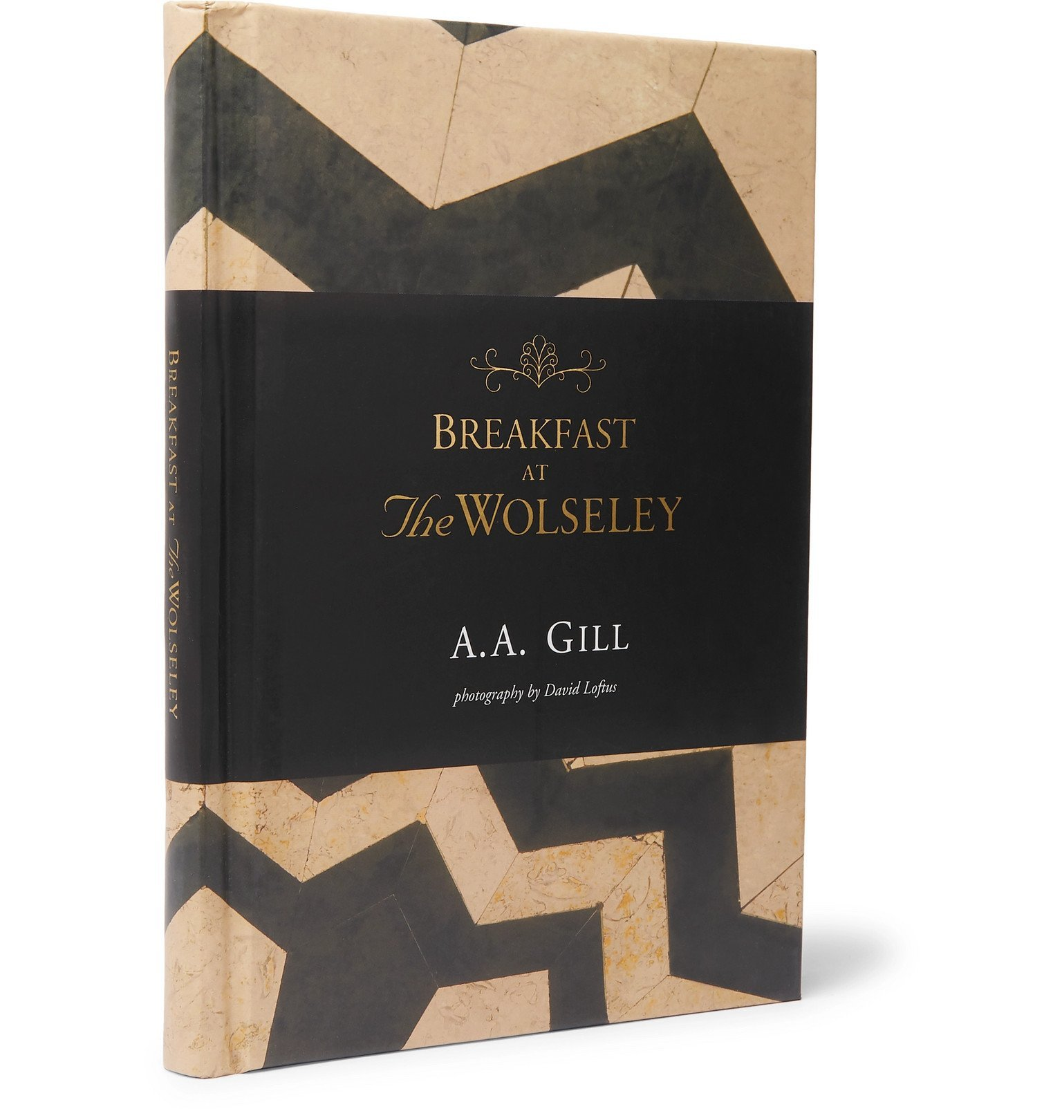 Photo: The Wolseley Collection - Breakfast At The Wolseley Hardcover Book - Brown