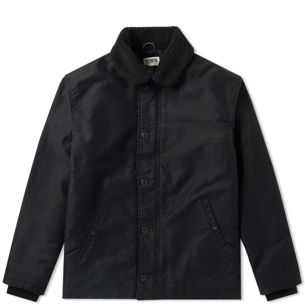 Edwin Sheffield Jacket