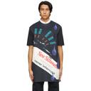 Raf Simons Black Boom Boomer T-Shirt