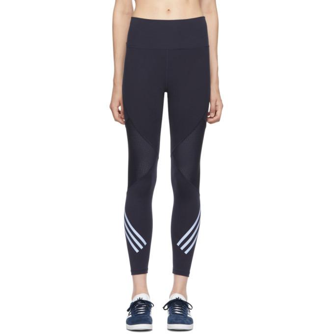 adidas Originals Navy Believe This High-Rise 7/8 Leggings