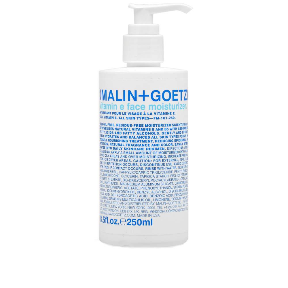 Photo: Malin + Goetz Vitamin E Face Moisturiser