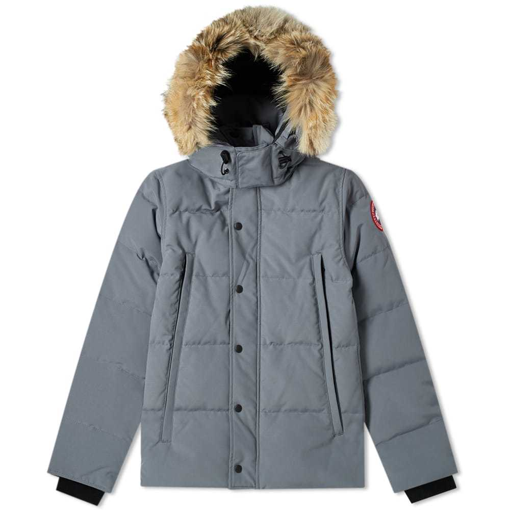 Photo: Canada Goose Wyndham Fusion Fit Parka
